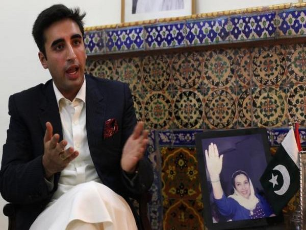 Pakistan Peoples Party (PPP) chairman Bilawal Bhutto-Zardari (File pic)