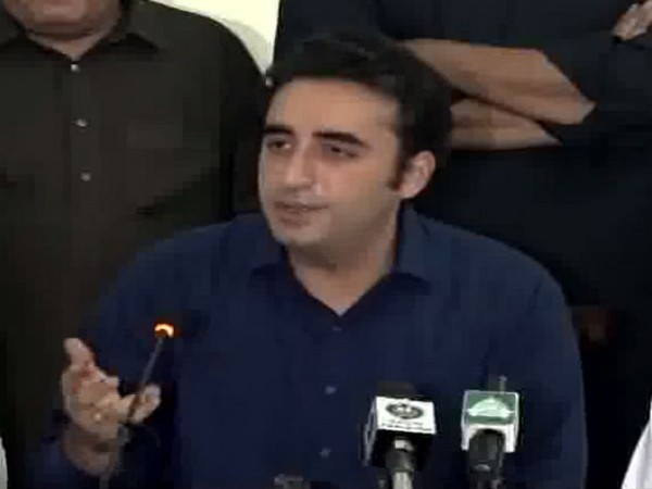 Pakistan People's Party (PPP) chairman Bilawal Bhutto