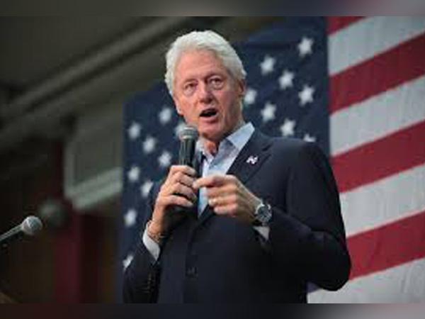 Former US President Bill Clinton (File photo)