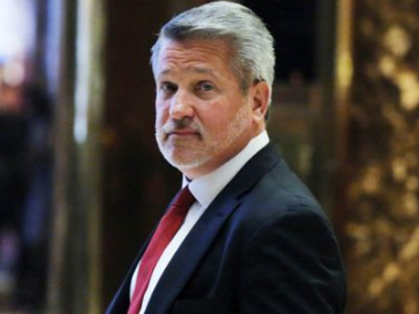 Former co-president of Fox News Bill Shine