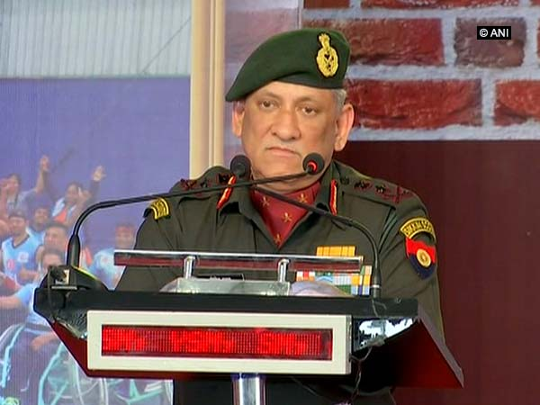 Army Chief Gen Bipin Rawat (File photo)