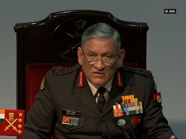 Chief of Army Staff (COAS) General Bipin Rawat (File Pic)