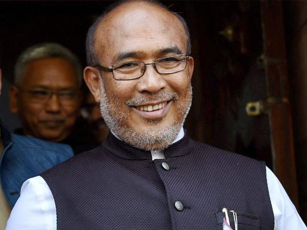 Manipur Chief Minister N Biren Singh. (File photo)