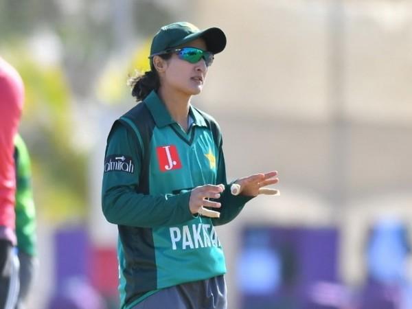 Pakistan all-rounder Bismah Maroof (Photo/ PCB Media)
