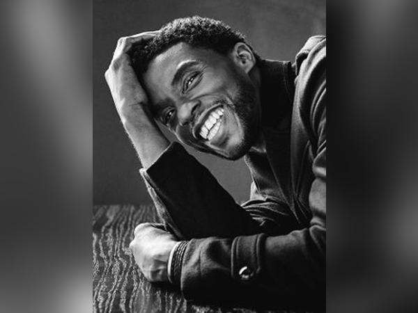 Late actor Chadwick Boseman (Image source: Twitter)