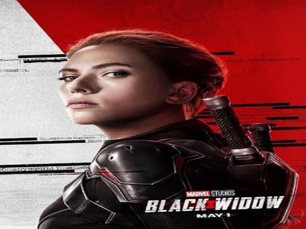 Poster of Scarlett Johansson starrer 'Black Widow'
