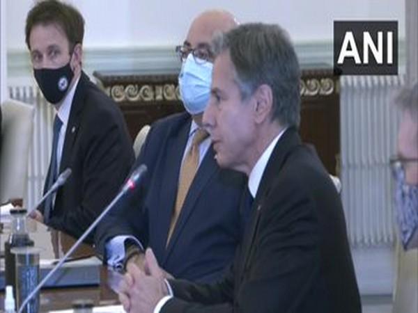 US Secretary of State Antony Blinken on Wednesday met with External Affairs Minister (EAM) S Jaishankar.