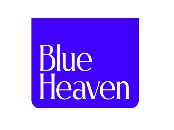 Blue Heaven Cosmetics logo