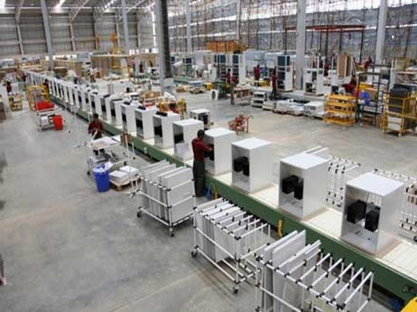 The company has five manufacturing facilities across the country