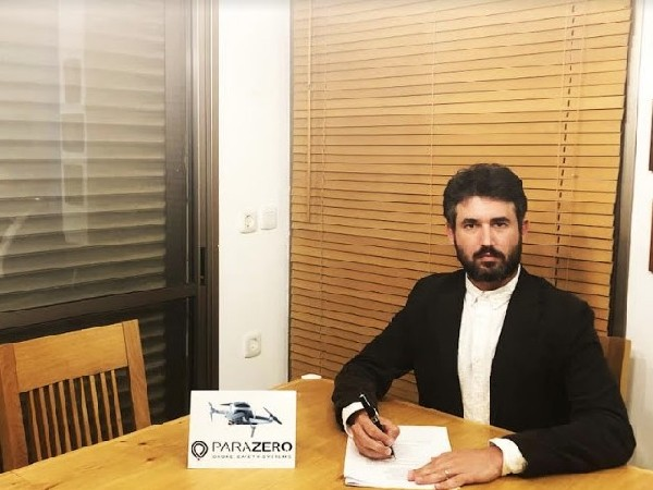 Boaz Shetzer, General Manager ParaZero