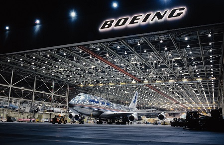 Boeing currently employs 3,000 people in India, and more than 7,000 people work with its supply chain partners