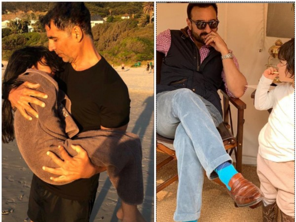 Bollywood celebrities extend warm wishes on Father's Day (Image source: Twitter/Instagram)