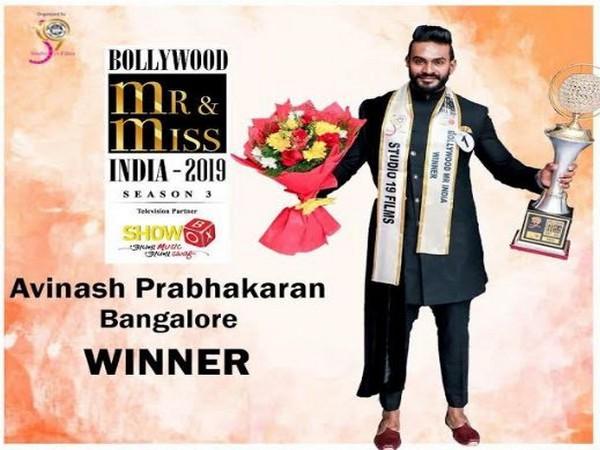 Bollywood Mr India 2019 Winner - Avinash Prabhakaran