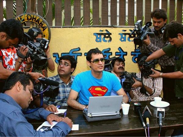 Bollywood PR guru Dale Bhagwagar