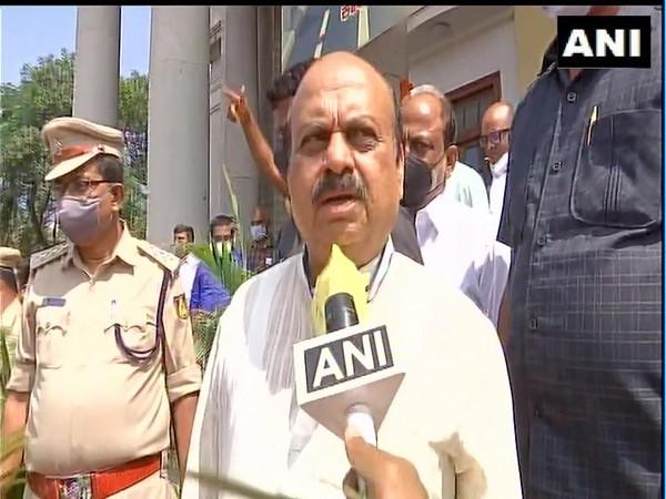 Karnataka Minister Basavaraj Bommai (File photo)