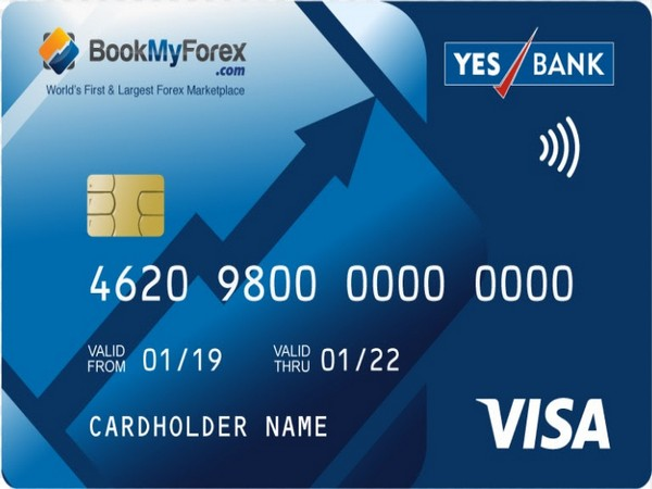 BookMyForex Multi-Currency Forex Card