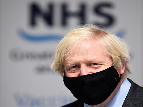 UK Prime Minister Boris Johnson (Photo Credit - Reuters)