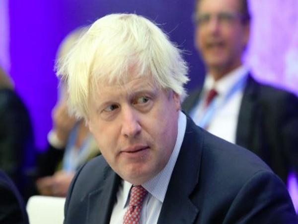 Former UK Foreign Secretary Boris Johnson (File photo)