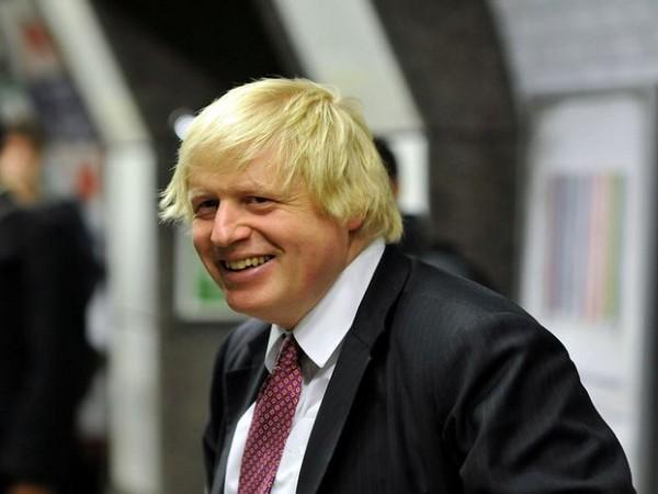British Prime Minister Boris Johnson (File pic)