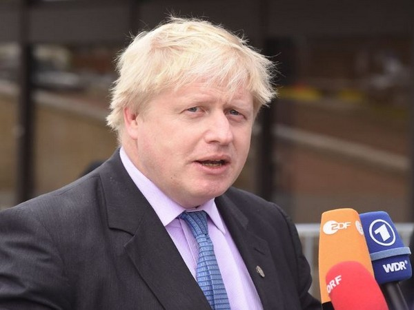 UK Prime Minister Boris Johnson (File Pic)