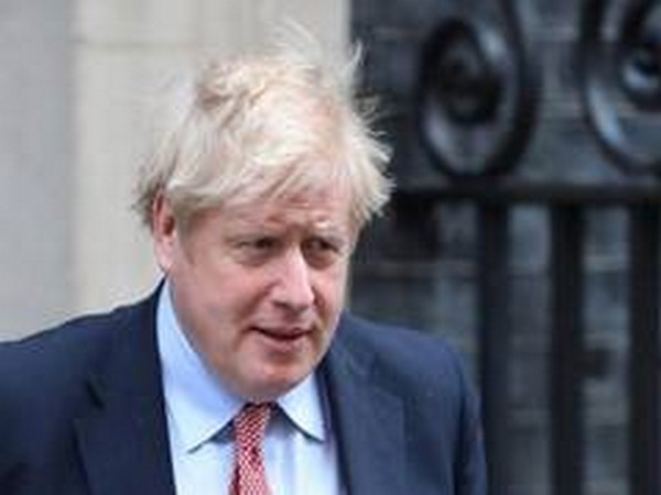 British Prime Minister Boris Johnson (File pic)