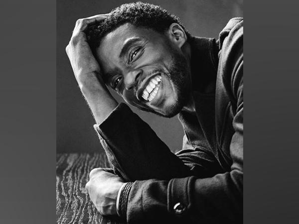 Chadwick Boseman (file image)