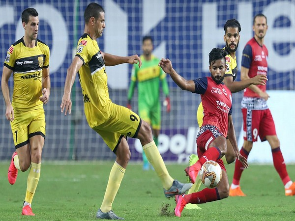 Both teams played out a frustrating game as they had to settle for a point. (Photo/ ISL)