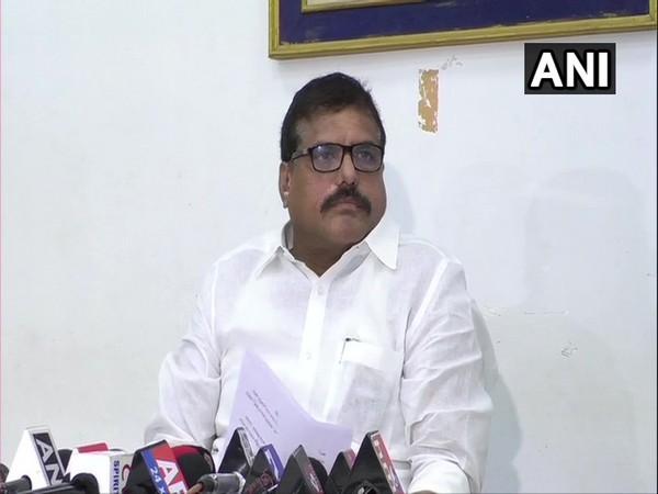 Minister for Municipal Administration and Urban Development Botsa Satyanarayana