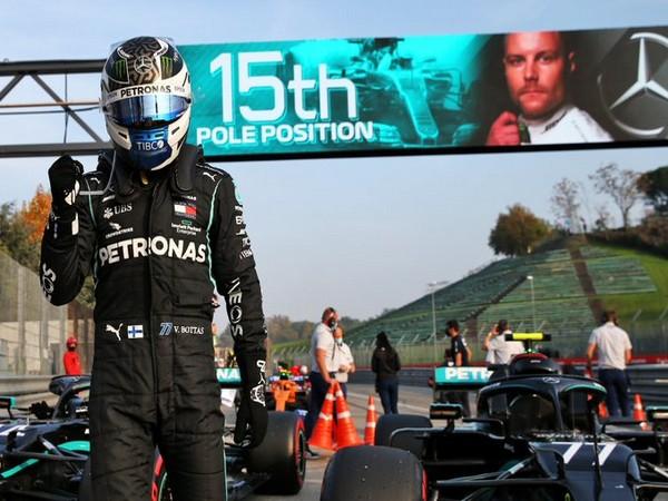 Mercedes' Valtteri Bottas (Photo/Mecedes-AMG F1 Twitter)
