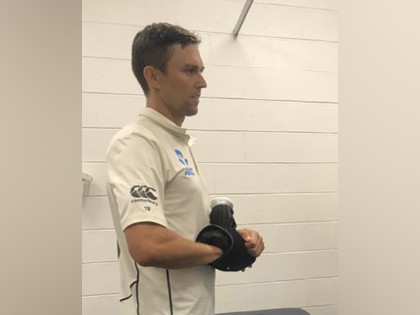 New Zealand pacer Trent Bout (Photo/Blackcaps Twitter)