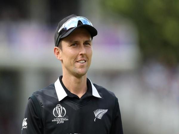 New Zealand pacer Trent Boult