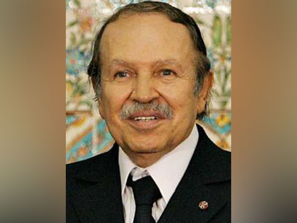 Ailing Algerian President Abdelaziz Bouteflika (File photo)