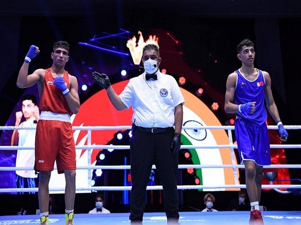 Six Indian boxers registered victories (Image: BFI)