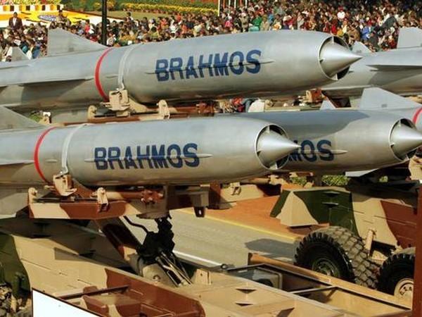BrahMos cruise missile (File photo)