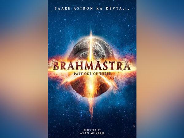 Poster of Ayan Mukerji's 'Brahmastra', image courtesy Insatgram
