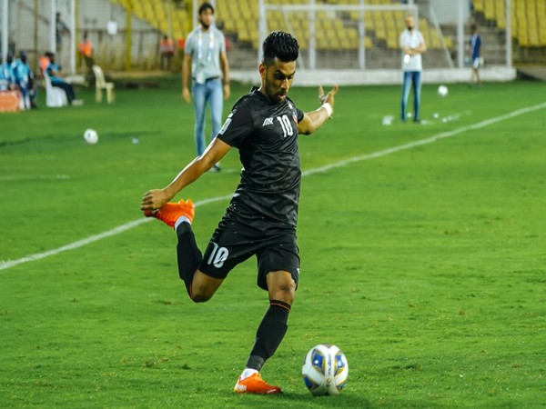 FC Goa midfielder Brandon Fernandes (Photo/ AIFF)