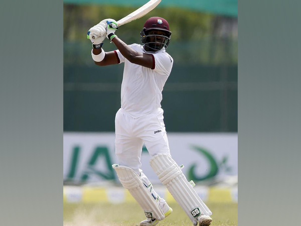 Windies batsman Darren Bravo