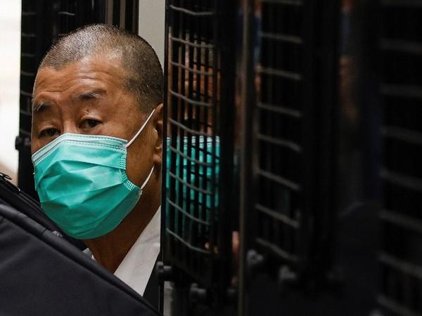 Hong Kong media tycoon Jimmy Lai (File Photo)