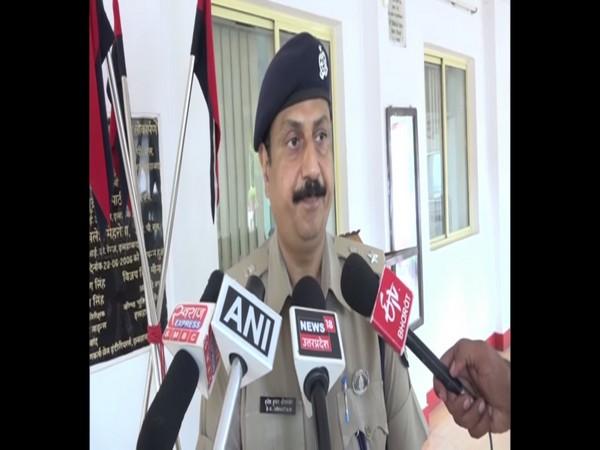 Brijesh Srivastava, Superintendent of Police City, Prayagraj