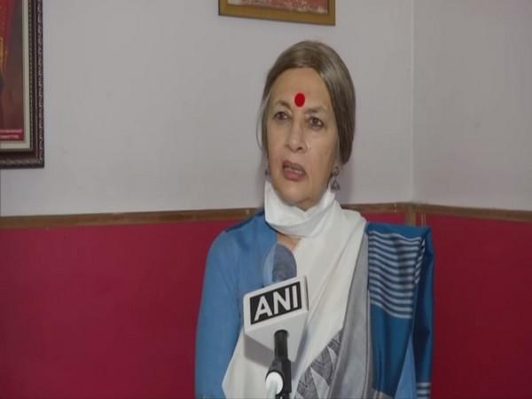 CPI (M) leader Brinda Karat speaking to ANI on Tuesday. Photo/ANI