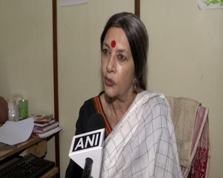 CPI-M leader Brinda Karat speaking to ANI in New Delhi on Friday (Photo/ANI)