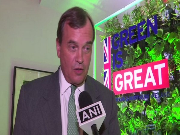 British High Commissioner to India Sir Dominic Asquith