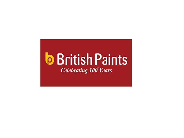 British Paints logo