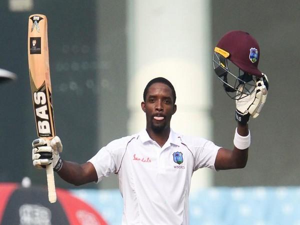 West Indies batsman Shamarh Brooks (Photo/ICC Twitter)