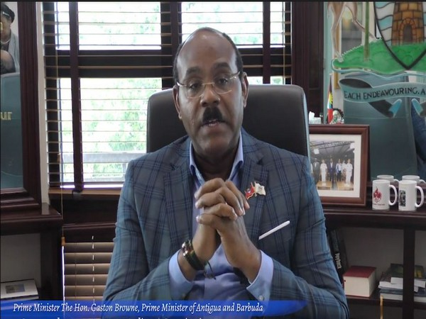 Prime Minister of Antigua and Barbuda Gaston Browne. (File photo)