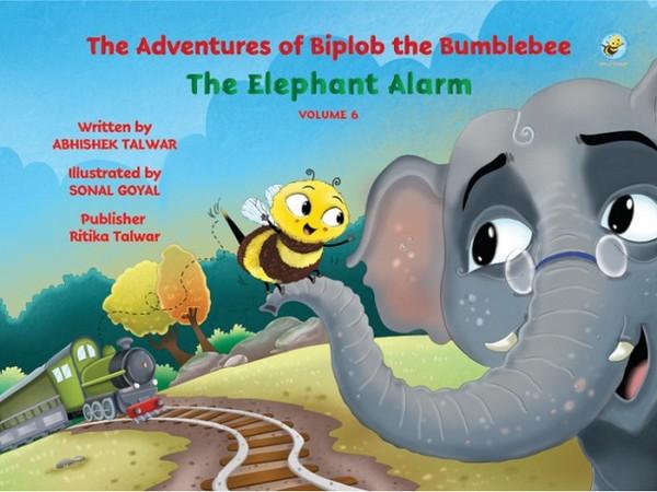 The Elephant Alarm - The Latest Biplob the Bumblebee book