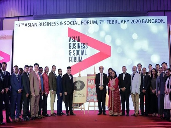 13th Asian Business & Social Forum 2020, held at  Bangkok