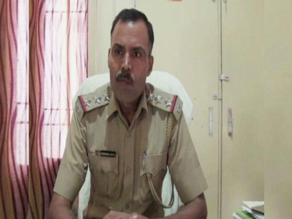 SHO Surendra Singh said two people have been taken into custody. Photo/ANI