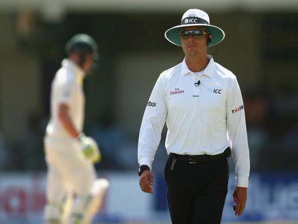 Umpire Richard Kettleborough (Photo/ICC Twitter)