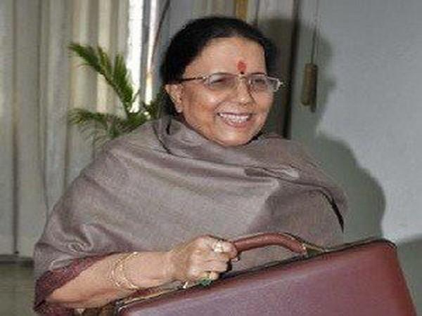 Congress leader Indira Hridayesh (File Photo/ANI)